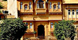 Gaji Hotel - Jaisalmer - Building