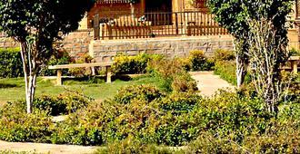 Gaji Hotel - Jaisalmer - Bangunan
