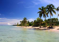 Sigasiga Sands Boutique Resort - Savusavu - Strand