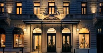 Cosmopolitan Hotel Prague - Prag - Gebäude