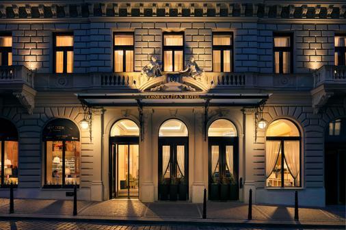 Cosmopolitan Hotel Prague - Praha - Rakennus
