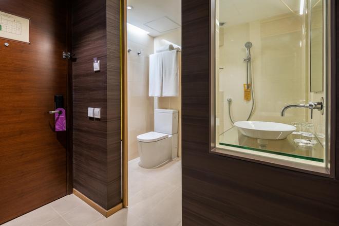Butterfly on Prat Boutique Hotel Tsim Sha Tsui - Hong Kong - Phòng tắm