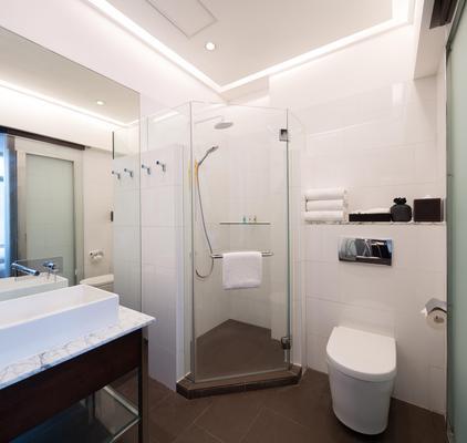 晉逸時代精品酒店 銅鑼灣 - 香港 - 浴室