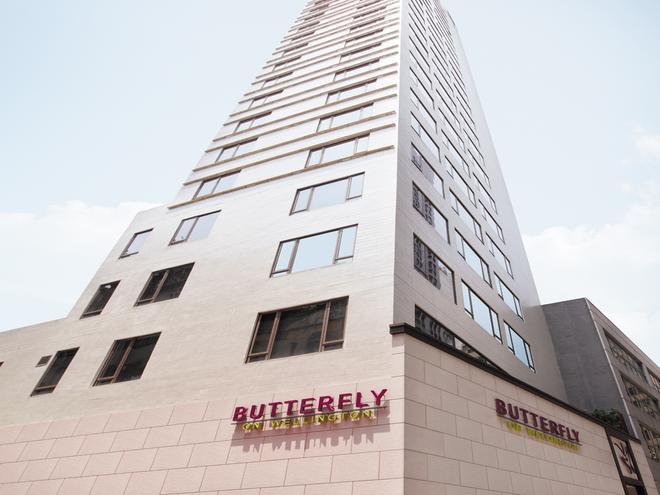 晉逸精品酒店 中環 - 香港 - 建築