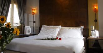 Hotel Dei Dragomanni - Венеция - Спальня