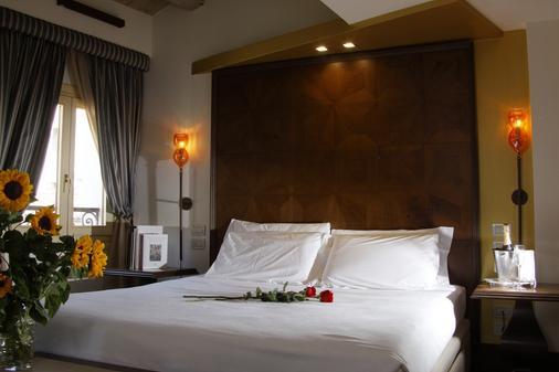 Hotel Dei Dragomanni - Venice - Bedroom