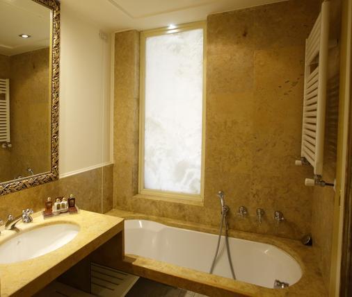 Hotel Dei Dragomanni - Venice - Bathroom