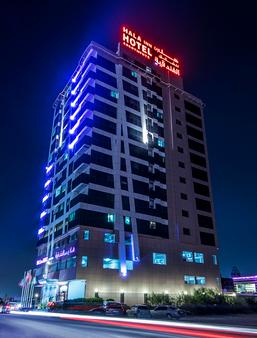 Hala Inn Hotel Apartments - Ajman - Rakennus
