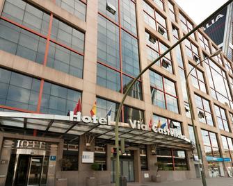 Hotel Vía Castellana - Madrid - Edifici