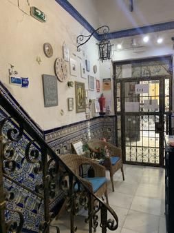 Pensión La Giraldilla - Seville - Toà nhà