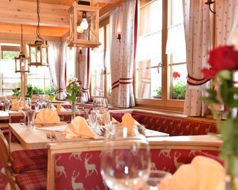 Hotel Vallüla - Sankt Gallenkirch - Restaurant