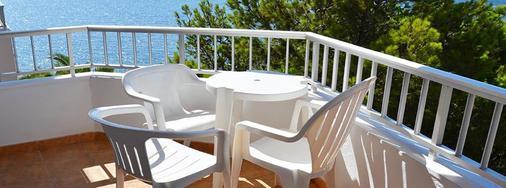 Aparthotel Playasol Jabeque Soul - Ibiza - Balcony