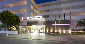 傑布克靈魂公寓酒店 - 依比薩 - 伊維薩鎮 - 建築