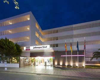 Aparthotel Playasol Jabeque Soul - Ibiza-Stadt - Gebäude