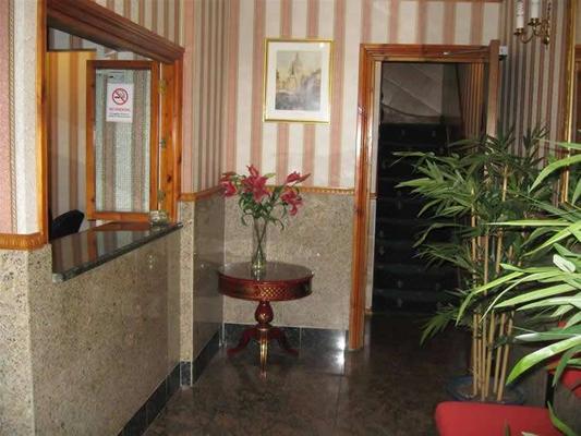 塞文戴爾斯住宿加早餐酒店 - 倫敦 - 大廳