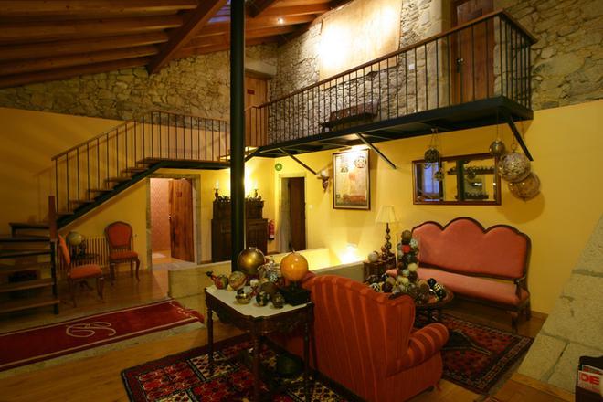 Casa Grande Do Bachao - Santiago de Compostela - Sala de estar