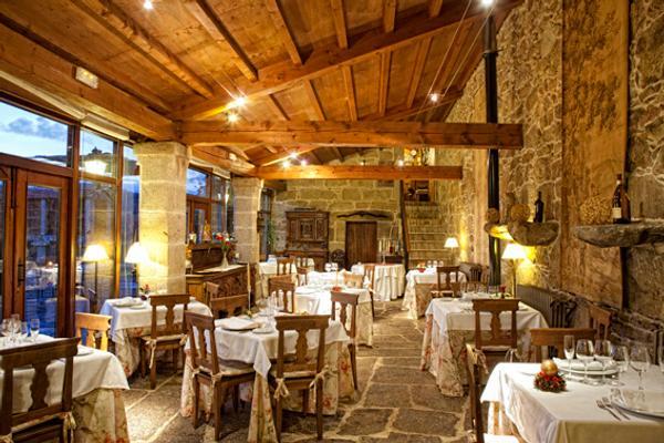 Casa Grande Do Bachao - Santiago de Compostela - Restaurante