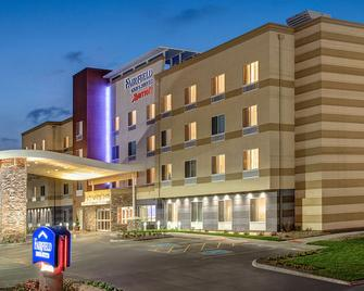 Fairfield Inn and Suites by Marriott Sidney - Sidney - Gebouw