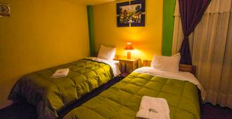 Tayka Hostel - Puno - Makuuhuone