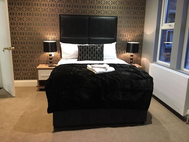 Trafford Hall Hotel - Manchester - Bedroom