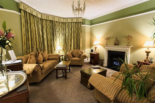 The 25 Boutique B&B - Adults Only - Torquay - Oleskelutila
