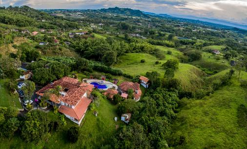 Hotel Spa La Colina - Pereira - Θέα στην ύπαιθρο