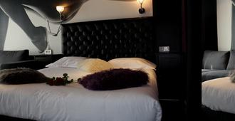 Ideal Hotel Design - פריז - חדר שינה