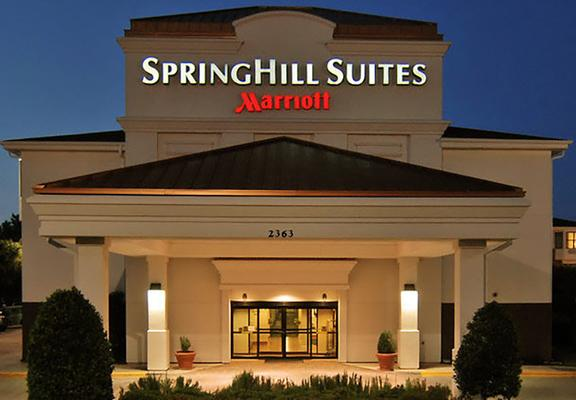 SpringHill Suites by Marriott Dallas NW Hwy. at Stemmons/I-35E - Dallas - Building