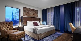 The Metcalfe Hotel - Ottawa - Bedroom