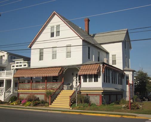 Sealark Bed and Breakfast - Avalon - Building