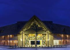 Zanzibar Queen Hotel - Matemwe - Bygning