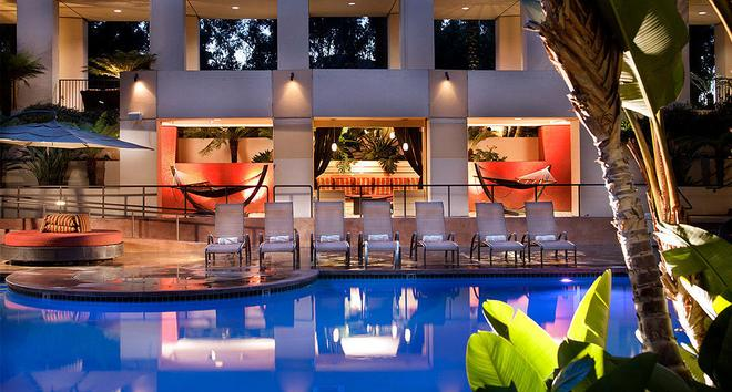 San Diego Marriott Mission Valley - San Diego - Uima-allas
