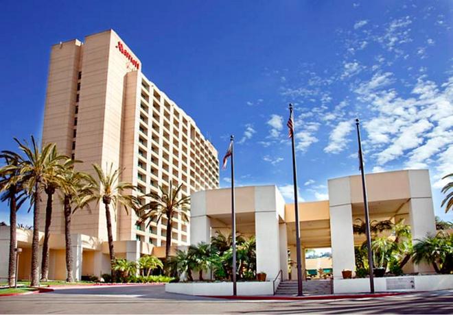 San Diego Marriott Mission Valley - San Diego - Rakennus