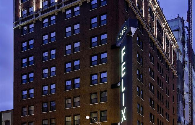Hotel Felix - Chicago - Rakennus
