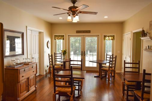 The Pawling House Bed & Breakfast - Pawling - Dining room