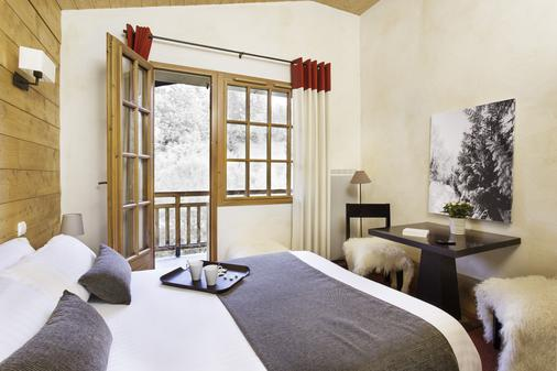 Hôtel L'Arboisie - Megève - Bedroom