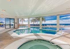 Hampton Inn & Suites Orange Beach/Gulf Front - Orange Beach - Pool