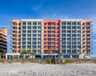 Hampton Inn & Suites Orange Beach/Gulf Front - Оранжд-Бич - Здание