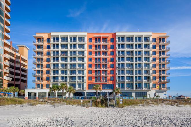 Hampton Inn & Suites Orange Beach/Gulf Front - Orange Beach - Gebäude