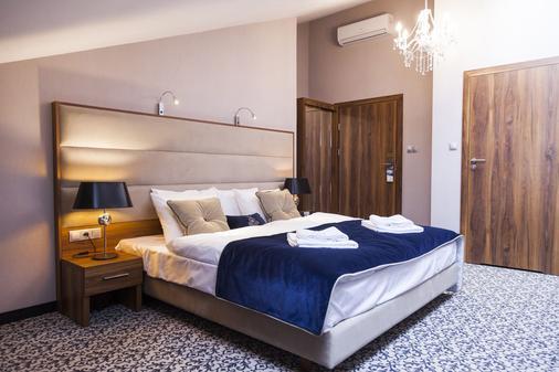 愛克塞西爾精品酒店 - 克拉科夫 - 克拉科夫 - 臥室