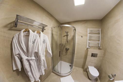 愛克塞西爾精品酒店 - 克拉科夫 - 克拉科夫 - 浴室