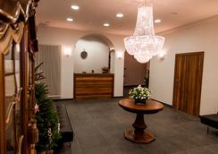 愛克塞西爾精品酒店 - 克拉科夫 - 克拉科夫 - 櫃檯