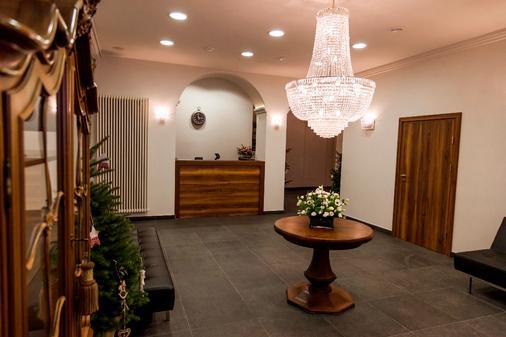 Excelsior Boutique Hotel - Κρακοβία - Ρεσεψιόν