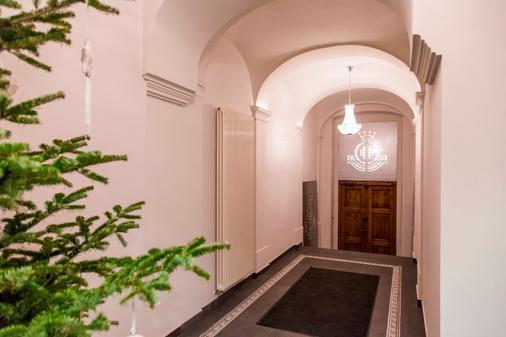 愛克塞西爾精品酒店 - 克拉科夫 - 克拉科夫 - 門廳