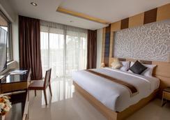Aqua Resort Phuket - Bãi biển Rawai - Phòng ngủ
