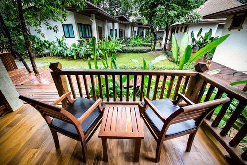 Naiyang Park Resort - Phuket - Parveke
