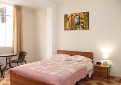 Hostal Trumarka - Cajamarca - Bedroom