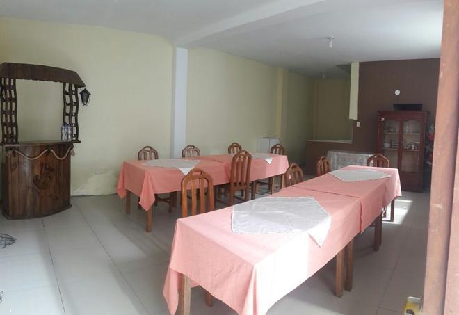 Hostal Trumarka - Cajamarca - Buffet