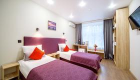 Hotel Piter on Dobrolyubova - Sankt Petersburg - Schlafzimmer