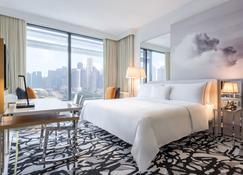 JW Marriott Singapore South Beach - Singapur - Schlafzimmer